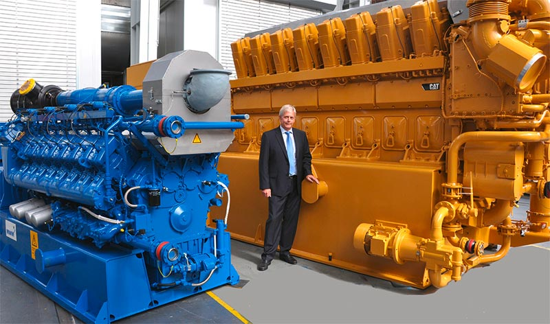 Mwm Name Change Mwm Gmbh To Become Caterpillar Energy