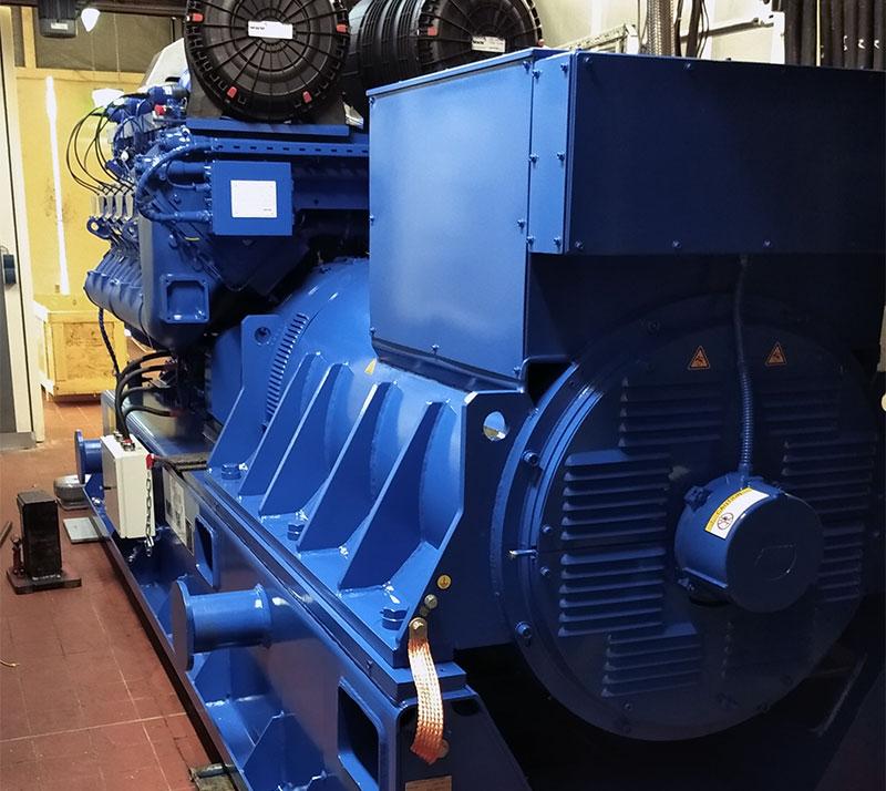 Gasmotor Drägerwerk AG & Co. KGaA