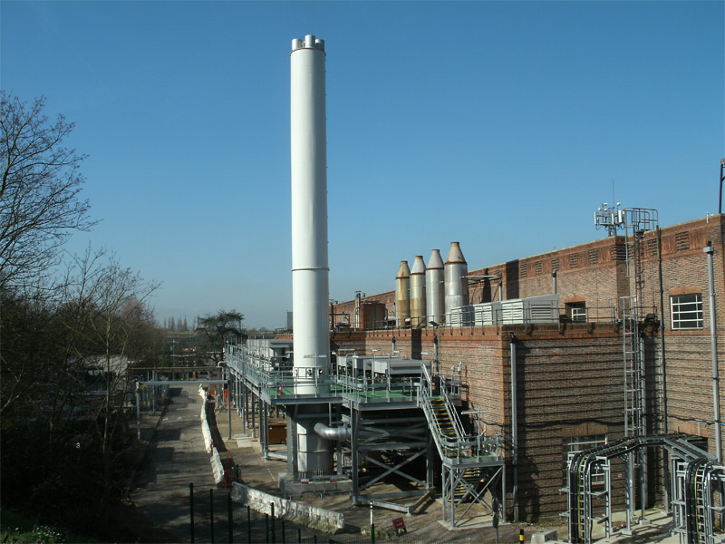 MWM | Cogeneration Power Plant Modernization with MWM Gas Engines