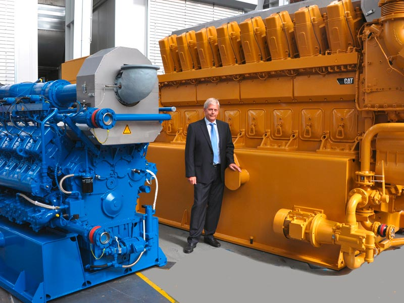 MWM | MWM GmbH is to become Caterpillar Energy Solutions GmbH