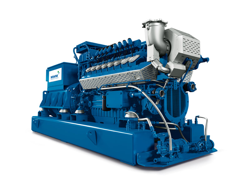 Mwm mwm distributor for italy company intergen trendsetter on the gas engine tcg 3016 fandeluxe