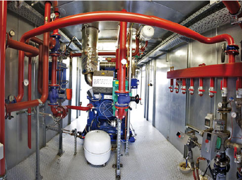 MWM | Combined heat and power (CHP) plants overview