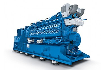 Gasmotor TCG 2020