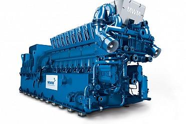 Gasmotor TCG 2032