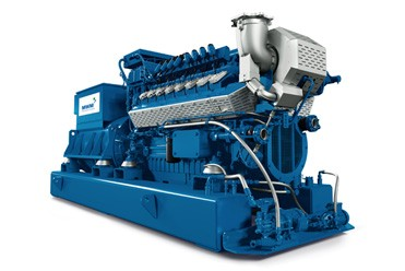 Gasmotor TCG 3016