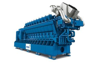 Gas Engines / Gensets - MWM