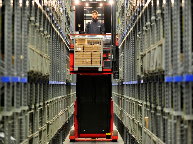 Parts & Logistics