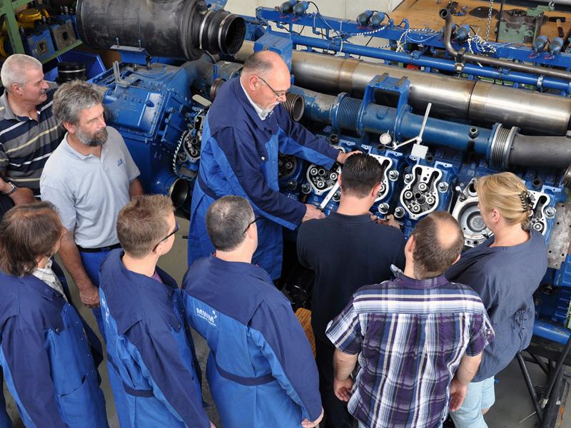 Service Trainings Programm