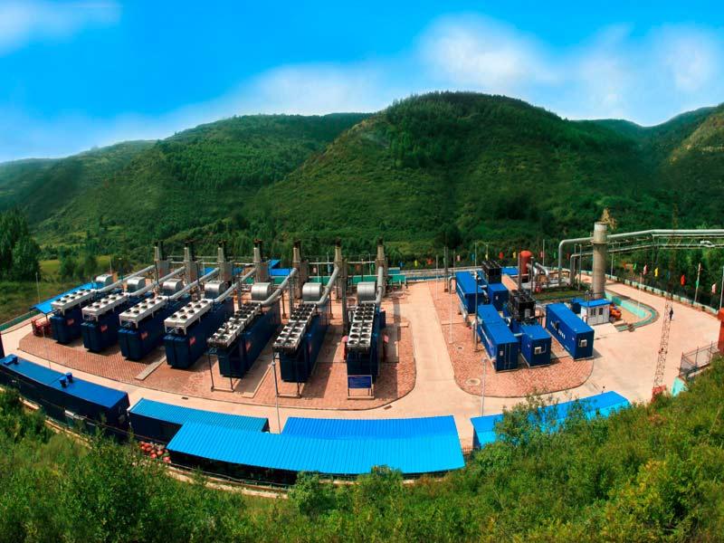 Xishan coal mine, Shanxi, China