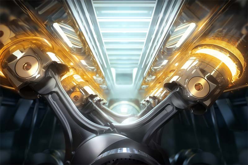 MWM Premium Öl für Gasmotoren