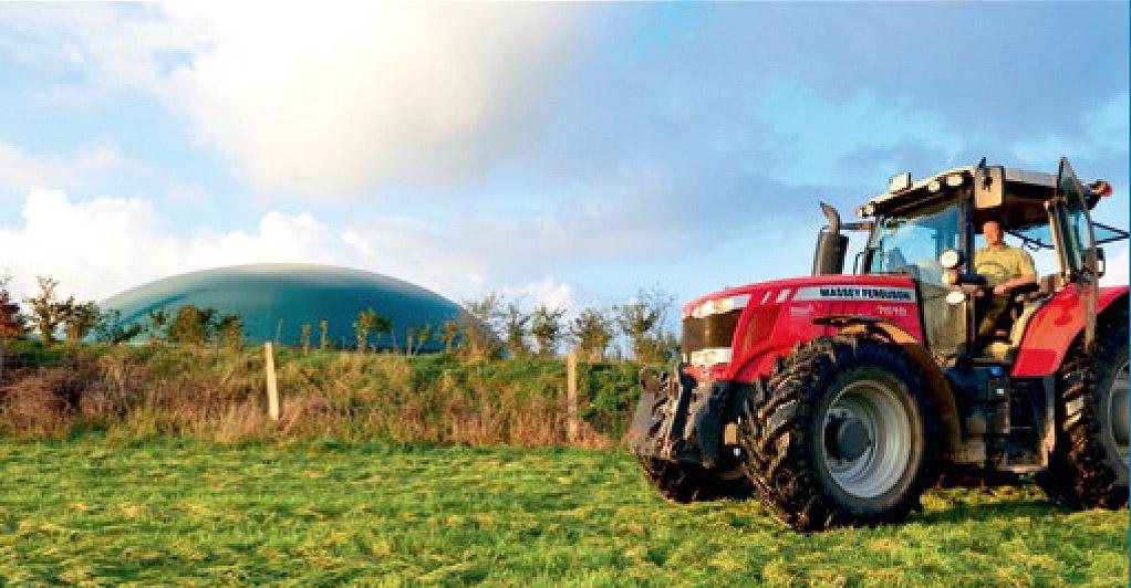 Referenz MWM Anlagen-Check Biogasanlage Fargau