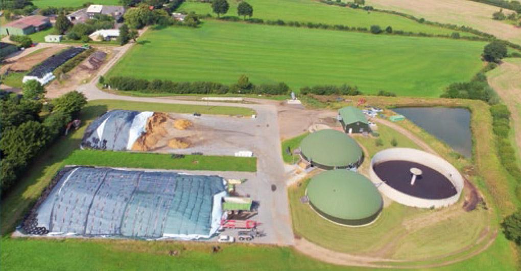 Referenz MWM Anlagen-Check Biogasanlage Tröndel