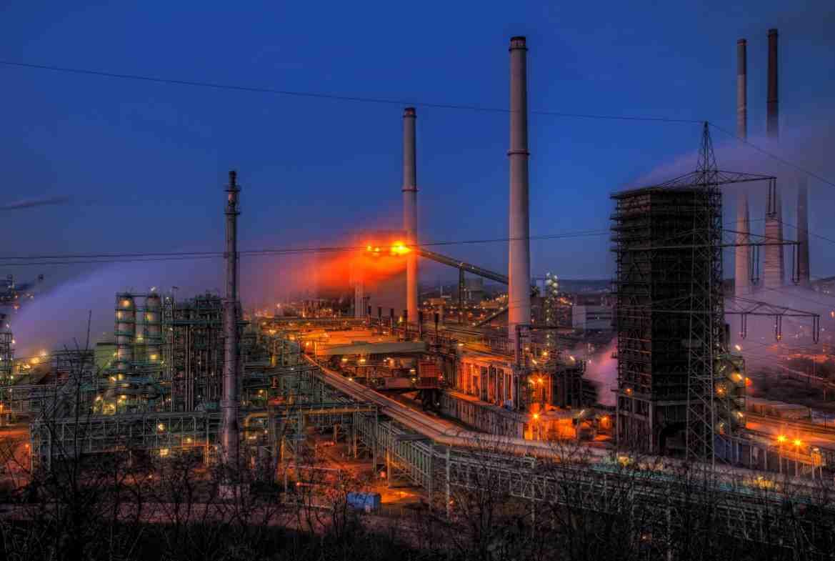 Coal Mine Gas