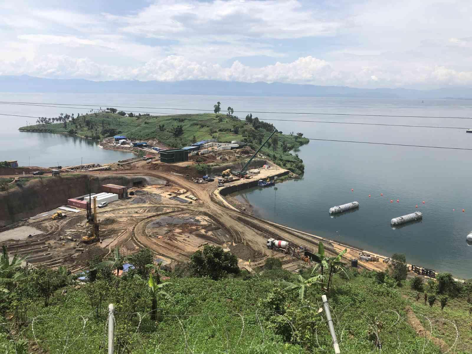 Lake Kivu Energy Project: MWM CHP Plant with TCG 2032B Gas Engines