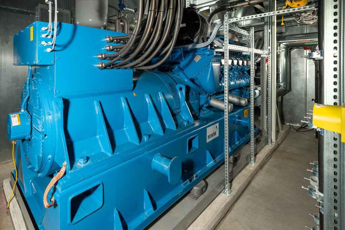 MWM MWM TCG 2020 V12 Gasmotor