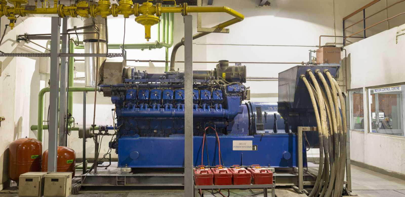 Amul Dairy: MWM TBG 620 V16K Gas Engine Ensures 100-Percent Capacity Utilization and Uninterrupted Dairy Operations
