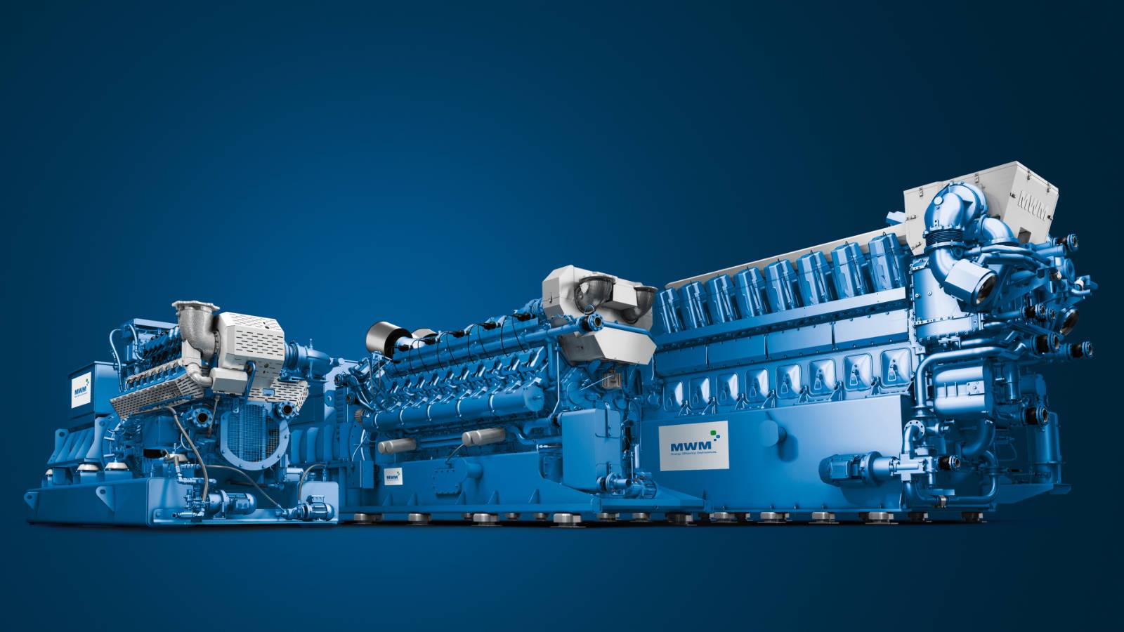 MWM Gasmotoren