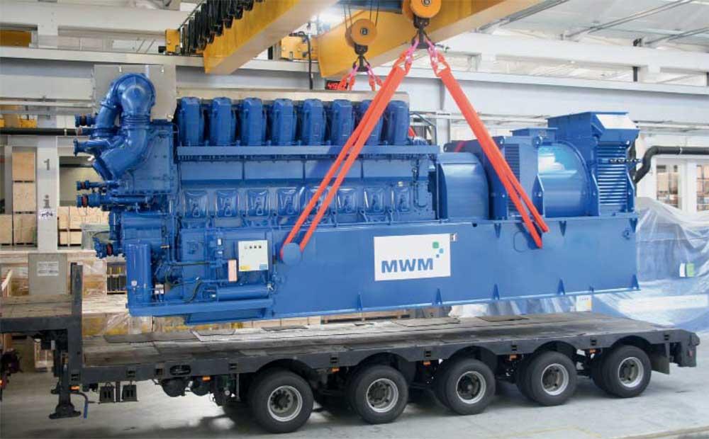 Gas Engines: Mwm Gas Engines